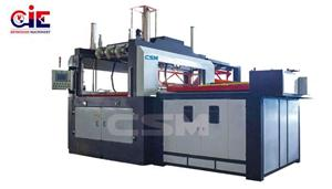 Plastic Thick Board Forming Machine