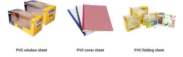 printable PVC sheet