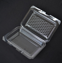 PP transparent blister packaging