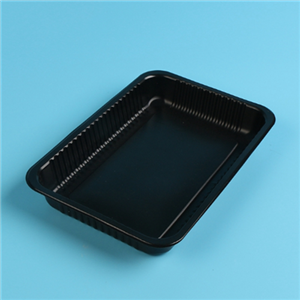 Frozen Meat PP Blister Food Packaging Plastic Tray