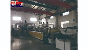PP HIPS Sheet Production Machine