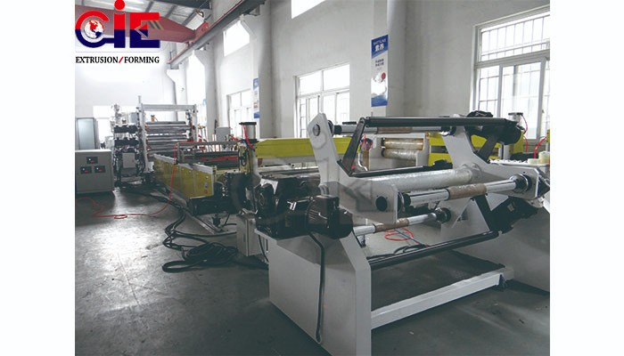 PP HIPS Sheet Production Machine Manufacturers, PP HIPS Sheet Production Machine Factory, Supply PP HIPS Sheet Production Machine