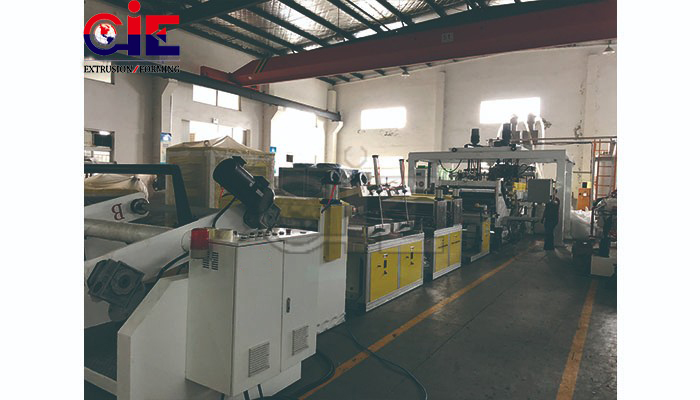 Pet Sheet Production Machine