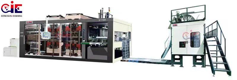 Plastic PP PS PET PLA Thermoforming Machine