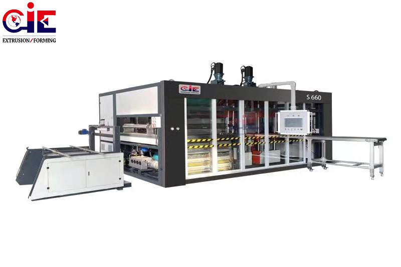 Thermoforming And Stacking Machine Manufacturers, Thermoforming And Stacking Machine Factory, Supply Thermoforming And Stacking Machine