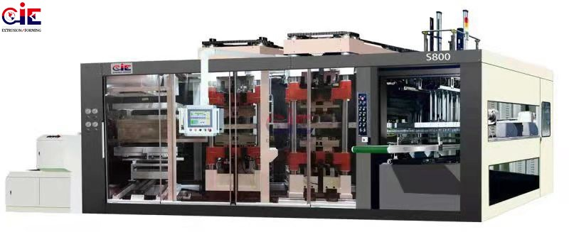 Automatic Thermoforming Machinery