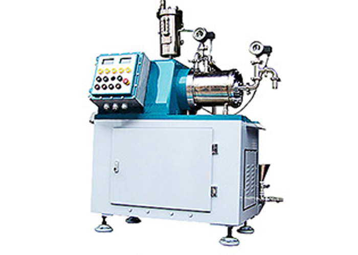 Factory supplies horizontal grinding machine for graphene alumina