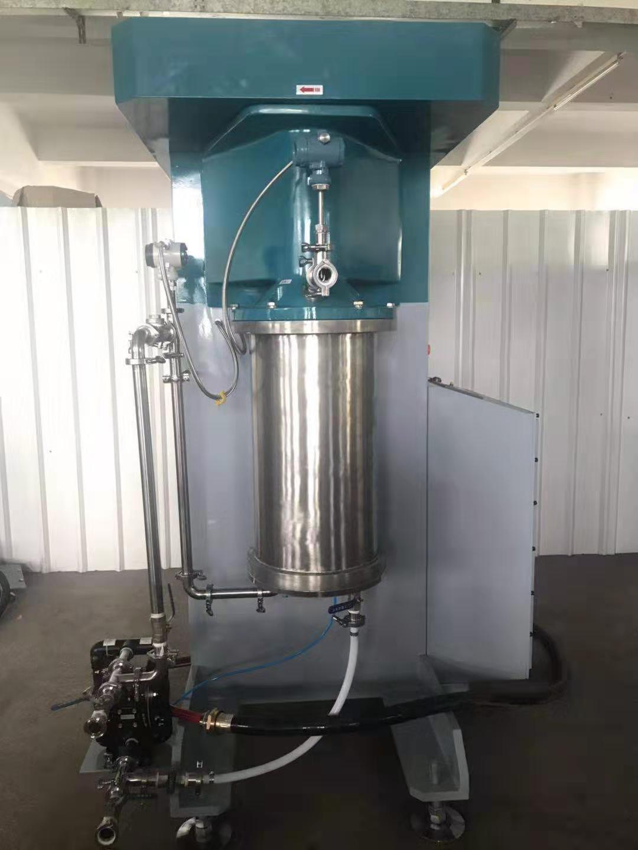 China 60L Vertical Nano-closed Sand Mill, 60L Vertical Nano-closed Sand Mill Wholesalers, 60L Vertical Nano-closed Sand Mill Brands