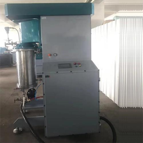 60L立式纳米封闭砂磨机