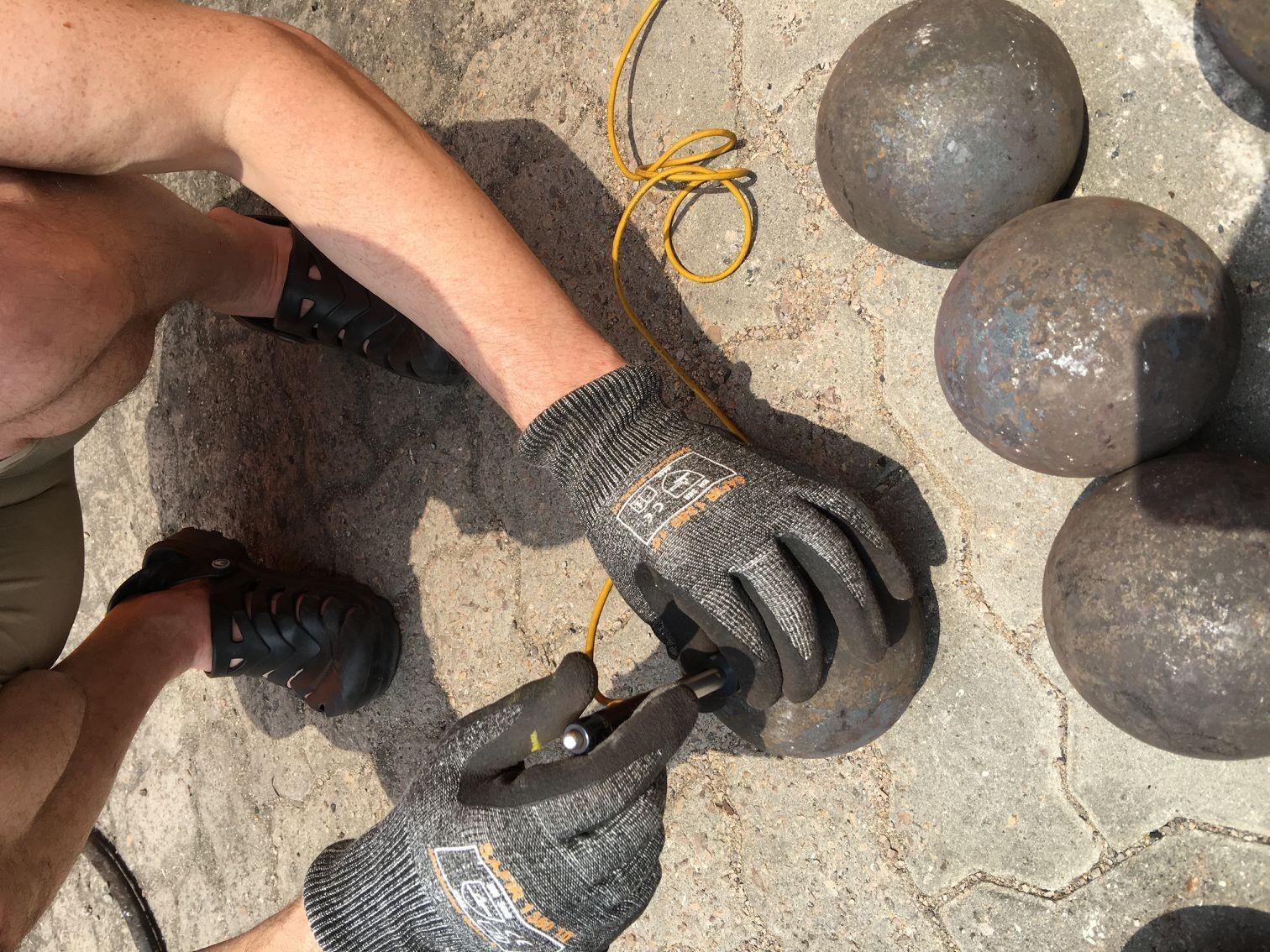 研削ボールの品質を保証する方法