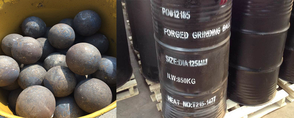 Purchase Quality Forged Grinding Steel Balls For Copper Mining Company