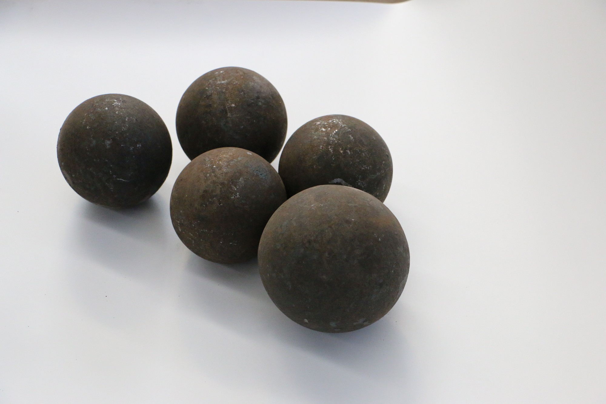 Forged Balls For Cooper Mining