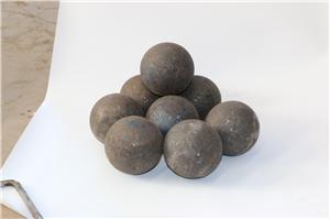 Good Wear Resistance Hot Rolling Grinding Balls