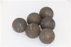 SGS Verified Forged SAG Mill Grinding Balls For Power Station And Mining