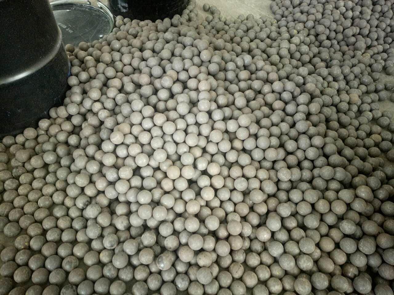 Grinding Media Steel Balls