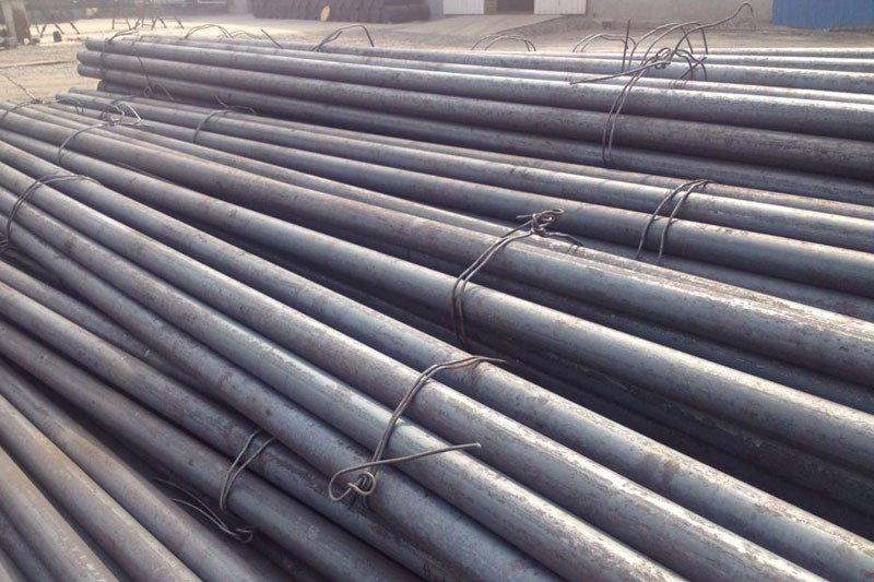 Heat Treated Grinding Rods