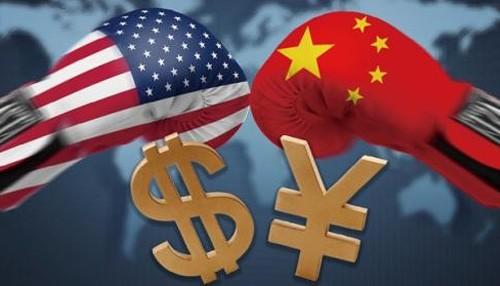 Handelsforhandlinger mellom Kina og USA