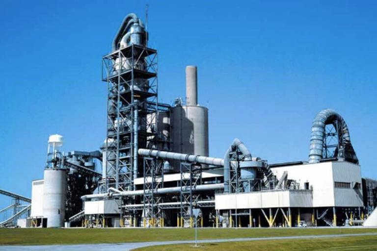USA sementfabrikk