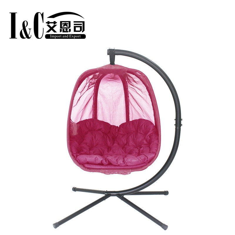 Terrific Supply Rose Red Egg Chair Folding Hanging Chair Factory Andrewgaddart Wooden Chair Designs For Living Room Andrewgaddartcom