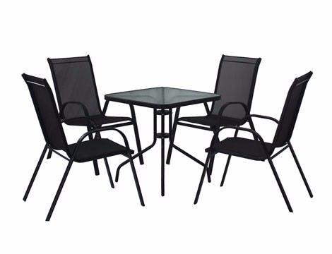 Garden Chairs And Tables Set
