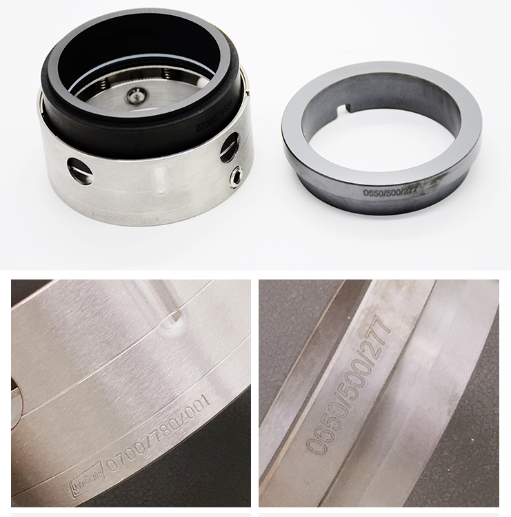 mechanical seal types