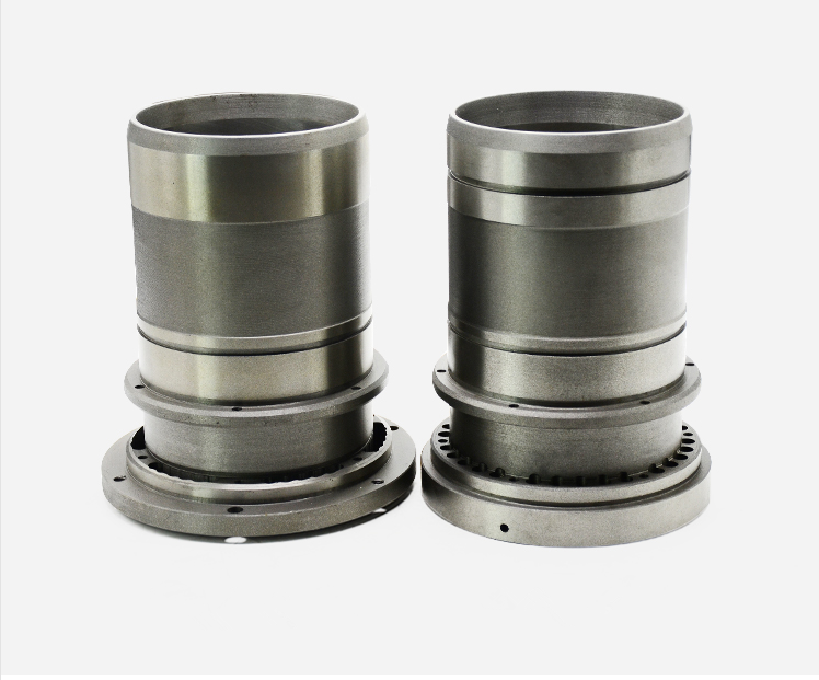 Cylinder liner for piston compressor