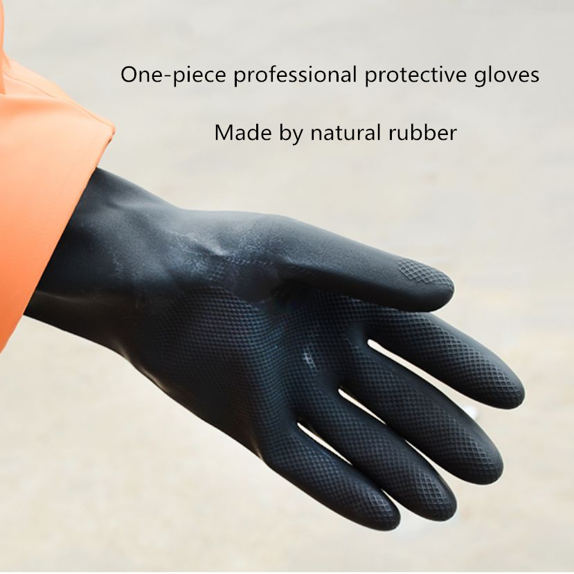 Fully enclosed chemical protective clothing