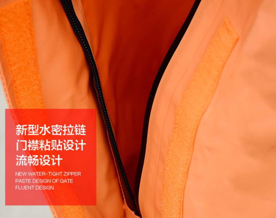 Heavy duty chemical protective clothing