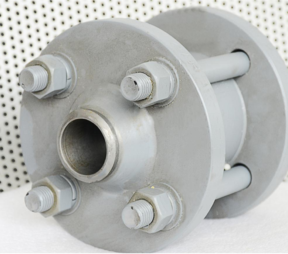 straight check valve