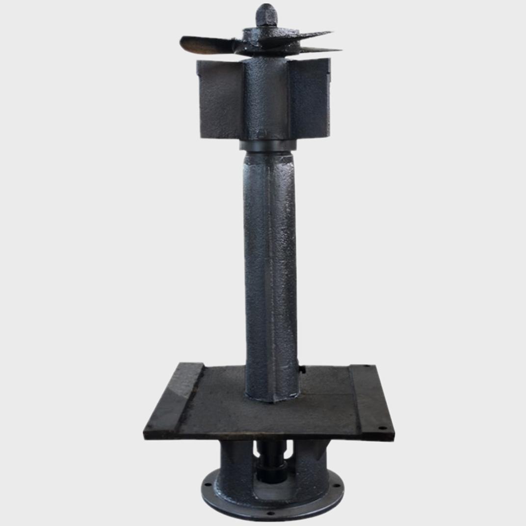 vertical impeller mixer