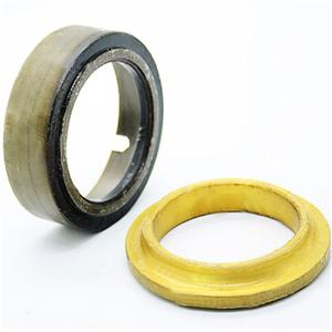 Shaft seal / mechanical seal for piston refrgeration compressor