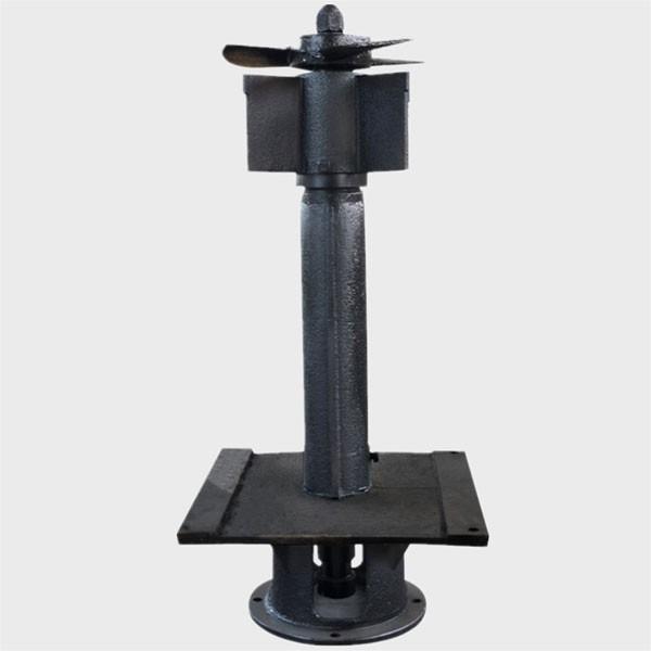 mezclador de impulsor vertical