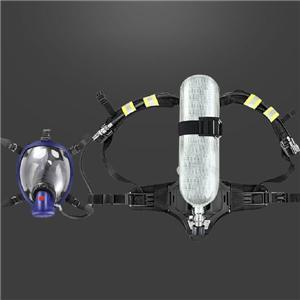 Positive Pressure Oxygen Respirator