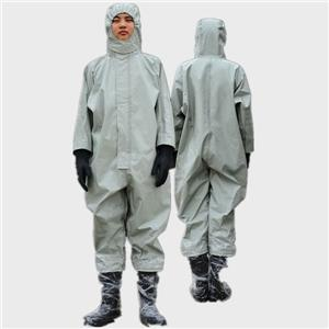 Semi-closed Chemical Protective Suit
