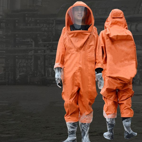 Heavy-duty Fully Enclosed Chemical Protective Clothing Manufacturers, Heavy-duty Fully Enclosed Chemical Protective Clothing Factory, Supply Heavy-duty Fully Enclosed Chemical Protective Clothing