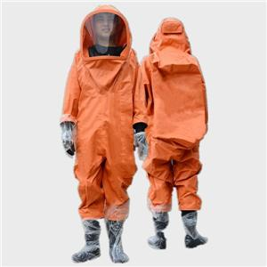 Heavy-duty Fully Enclosed Chemical Protective Clothing