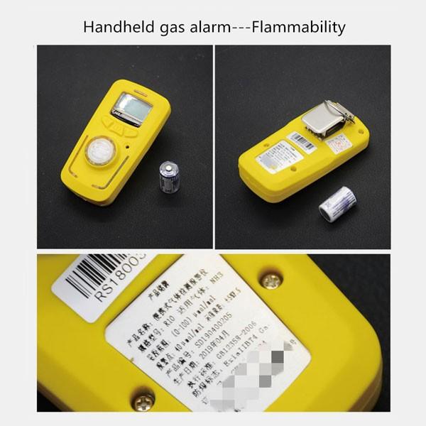 Handheld Ammonia Alarm Manufacturers, Handheld Ammonia Alarm Factory, Supply Handheld Ammonia Alarm