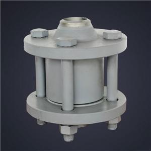 체크 밸브 플랜지