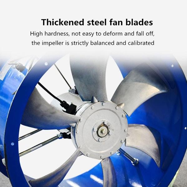 Axial Fan Manufacturers, Axial Fan Factory, Supply Axial Fan