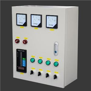 Ammonia pump control box