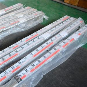 액체 냉장 장비 1.4M 자기 플랩 액면계