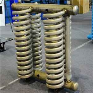 Good quality steel evaporator coil