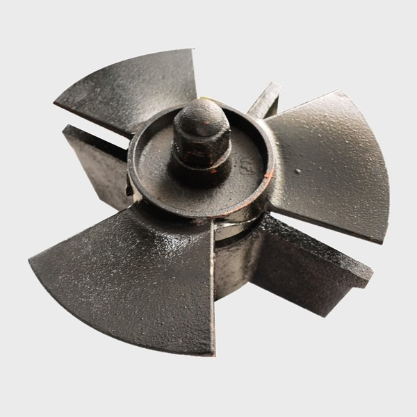 400mm steel impeller for mixer