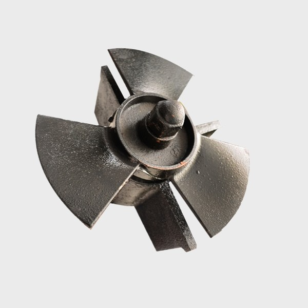High quality 250mm mixer impeller for refrigeration
