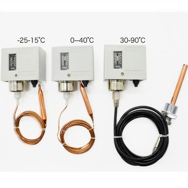 Idustrial WTQK-12 तापमान नियंत्रक स्विच