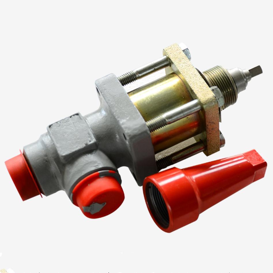 압력 감쇄 밸브