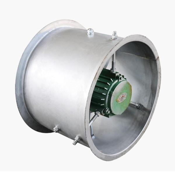 Explosion-proof axial fan