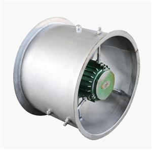 Explosion-proof axial fan