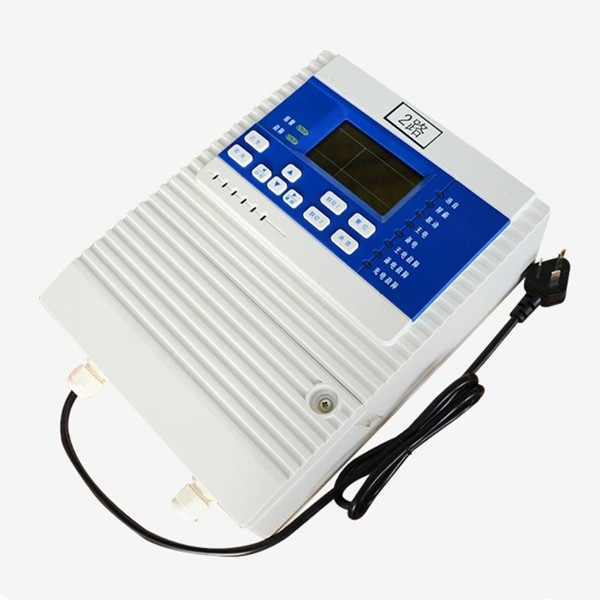 Combustible toxic gas alarm controller