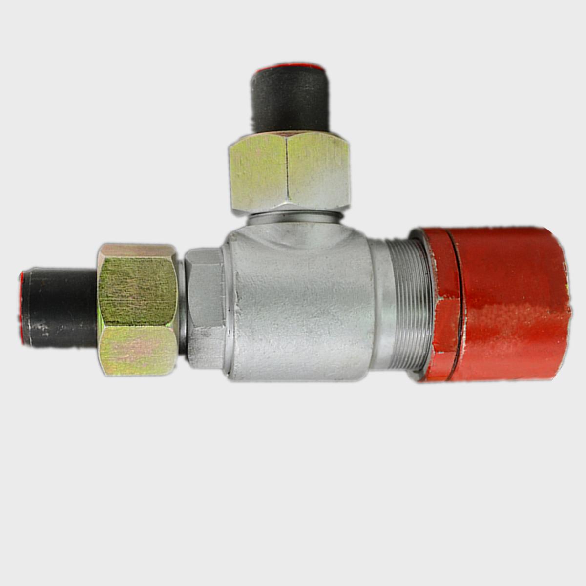 safety valve spring type